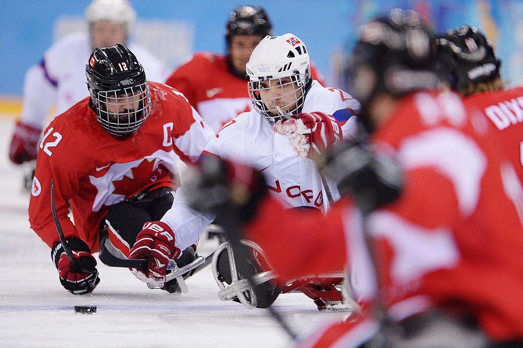 Canada build momentum at World Para Ice Hockey Championships in Ostrava