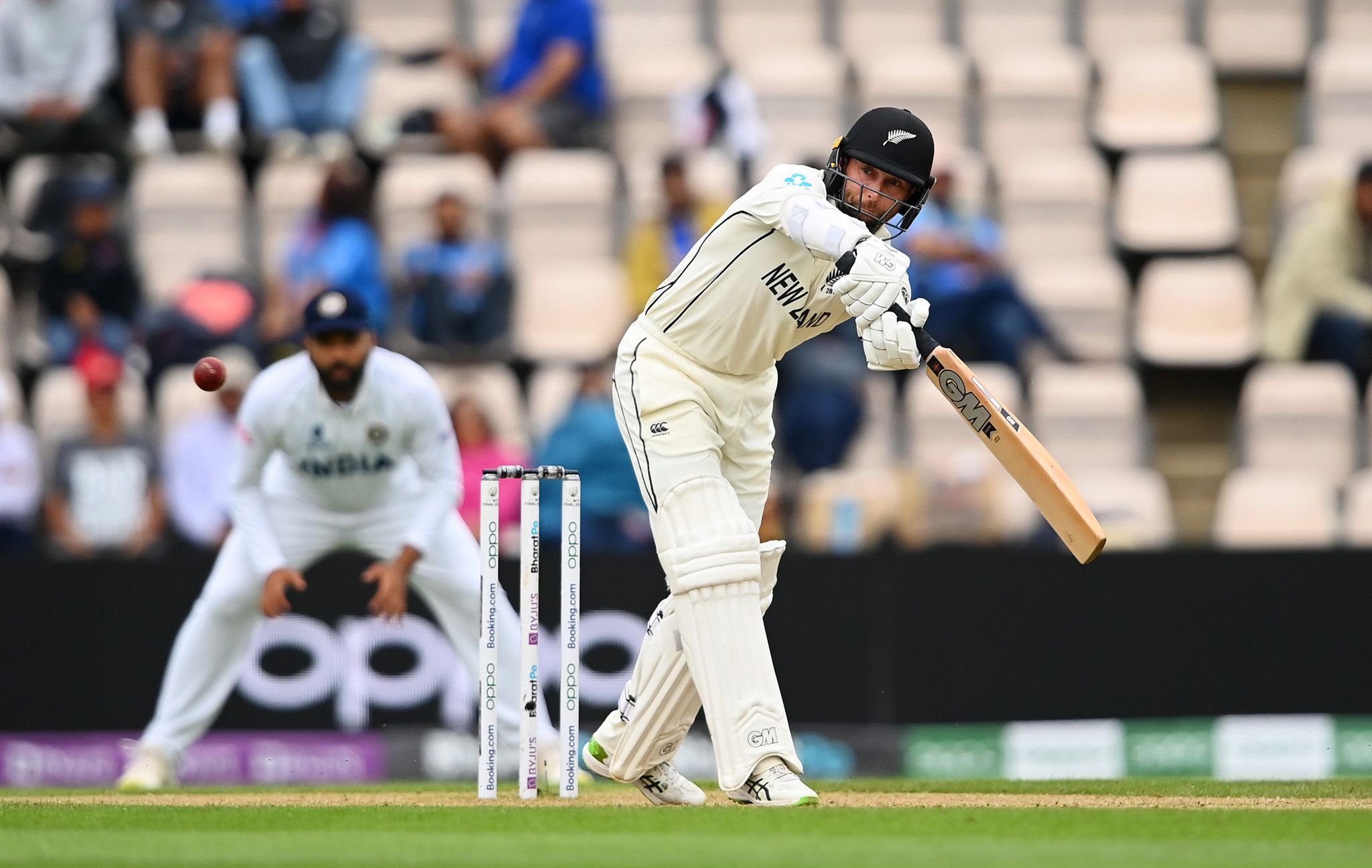 New Zealand take initiative on third day as first World Test Championship Final continues