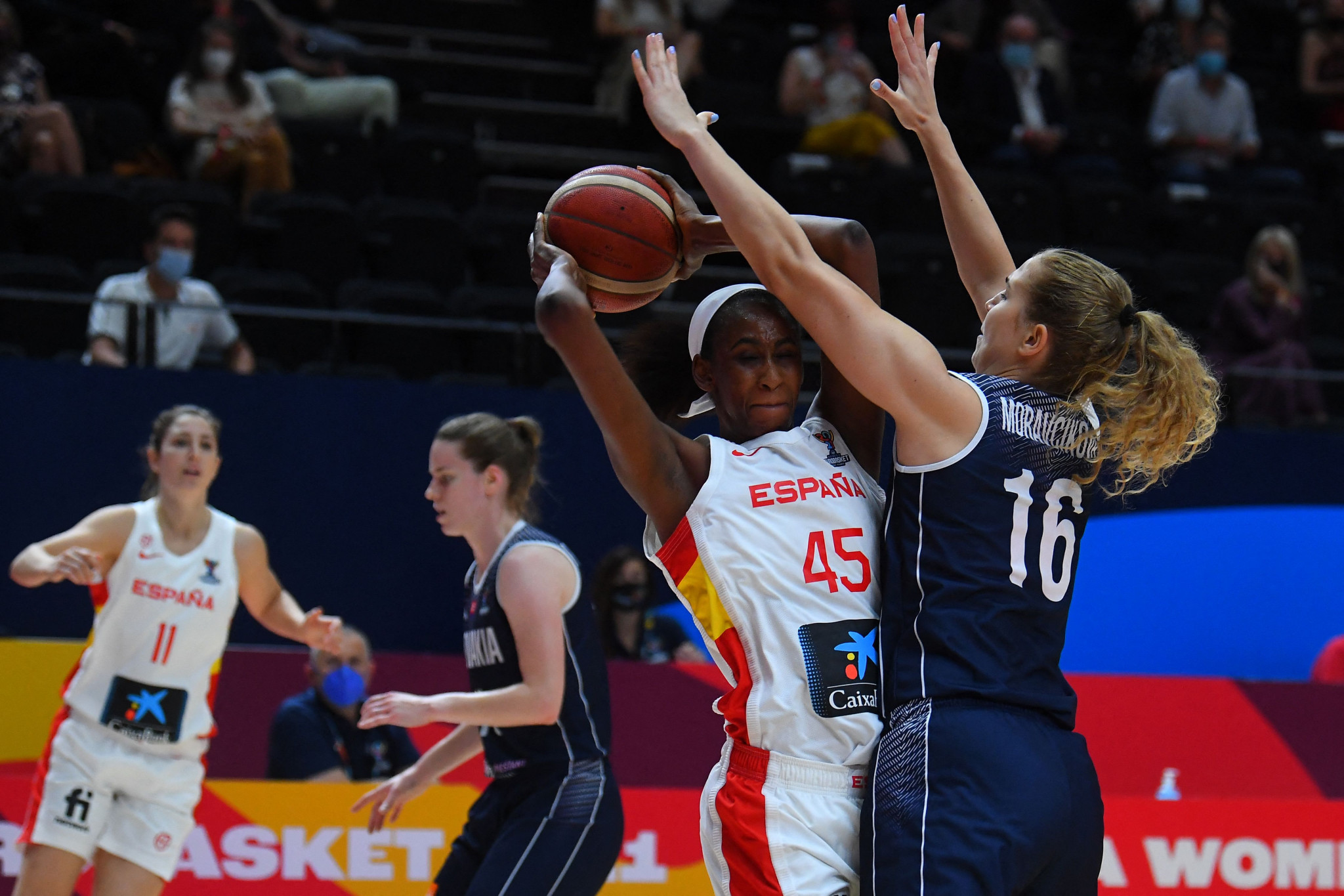 Serbia and France remain unbeaten after group phase of FIBA Women's EuroBasket