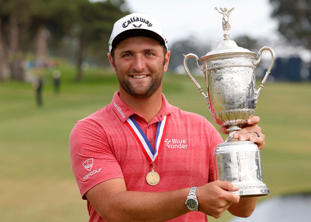 Rahm wins thrilling US Open to claim first major title