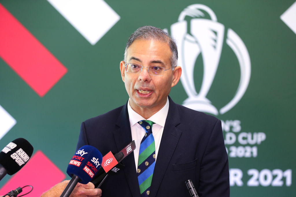 """Suspended ICC chief executive accuses organisation of """"witch-hunt"""""""