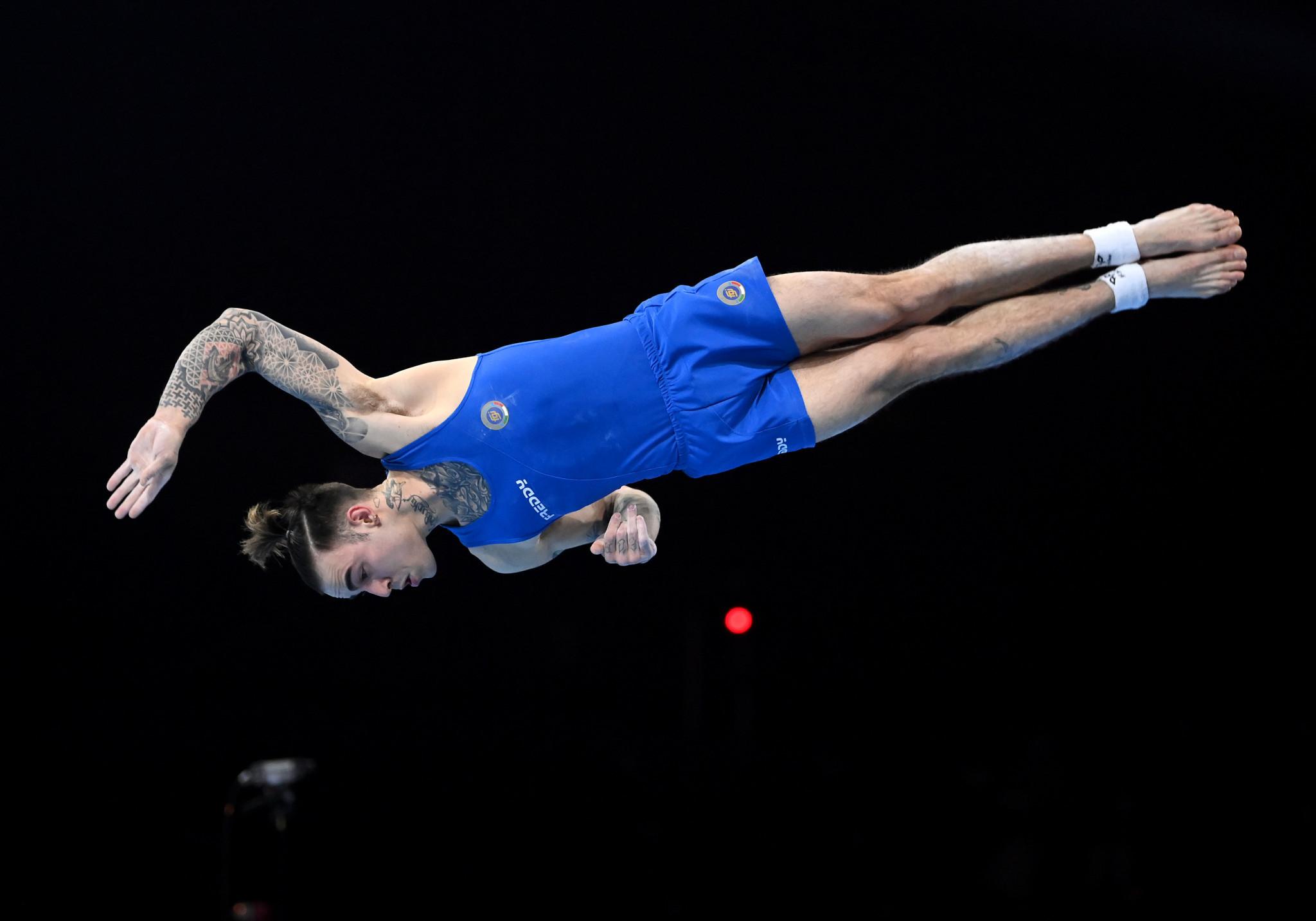 Naples to host 2024 European Artistic Gymnastics Championships