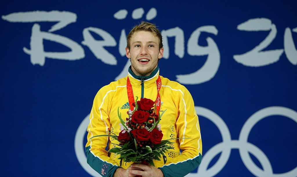 Beijing 2008 Olympic diver Matthew Mitcham has announced his retirement ©Getty Images