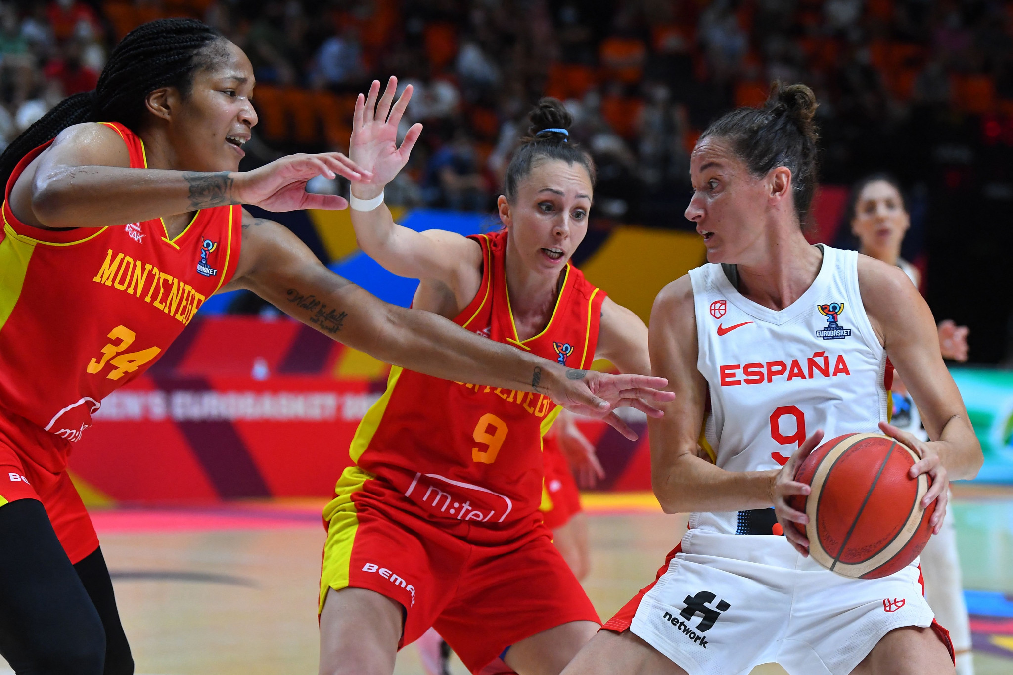 Women's EuroBasket quarter-final line-up confirmed following knockout round