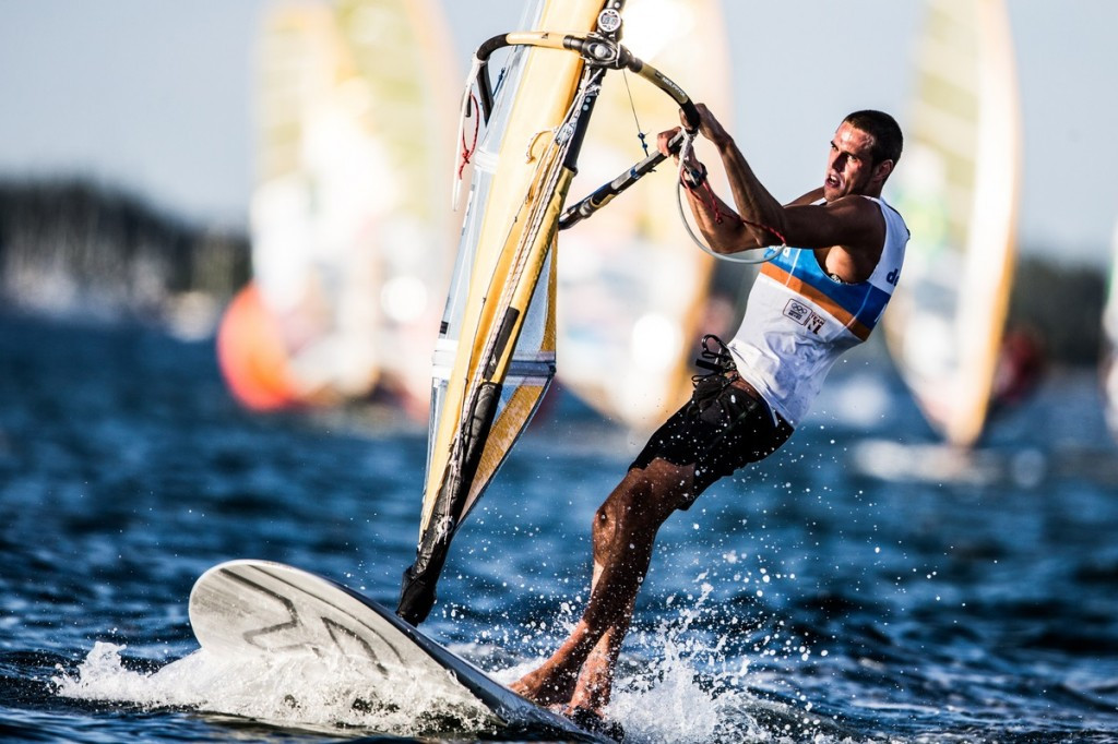 Olympic champion van Rijsselberge moves into RS:X lead at Miami Sailing World Cup