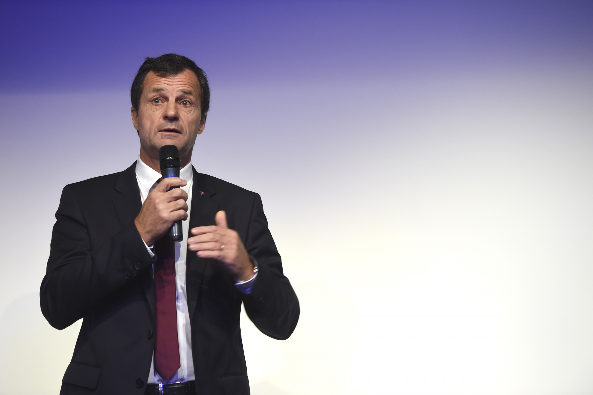 Vion announced as new International Ski Federation secretary general following virtual meeting