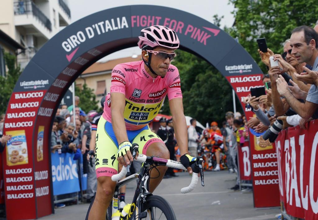 Tour de France winner Contador auctions race bike for COVID-19 relief