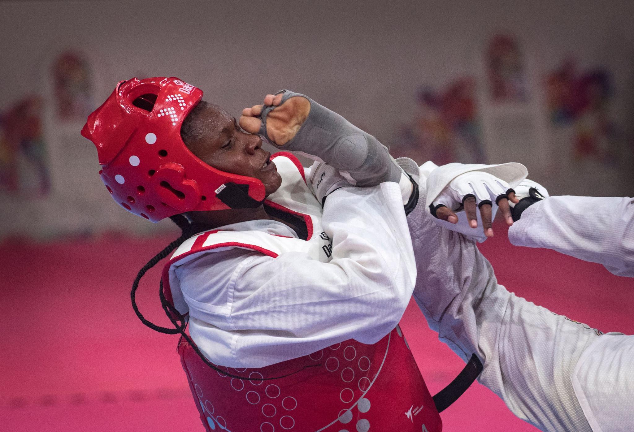 Kenya's Olympic taekwondo hopeful enters bubble camp prior to Tokyo 2020
