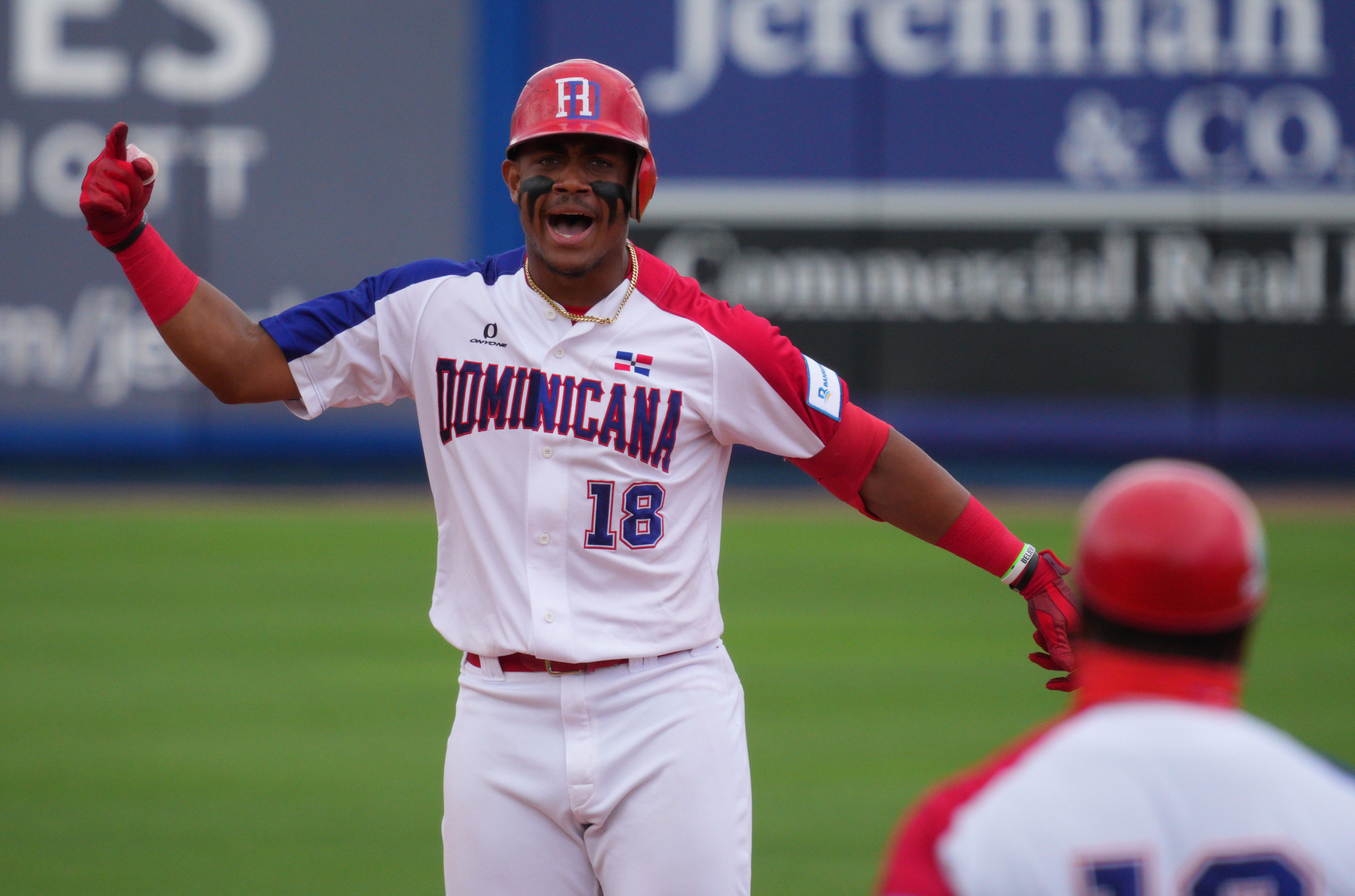 Dominican Republic hit important home runs to win Baseball Final Qualifier opener