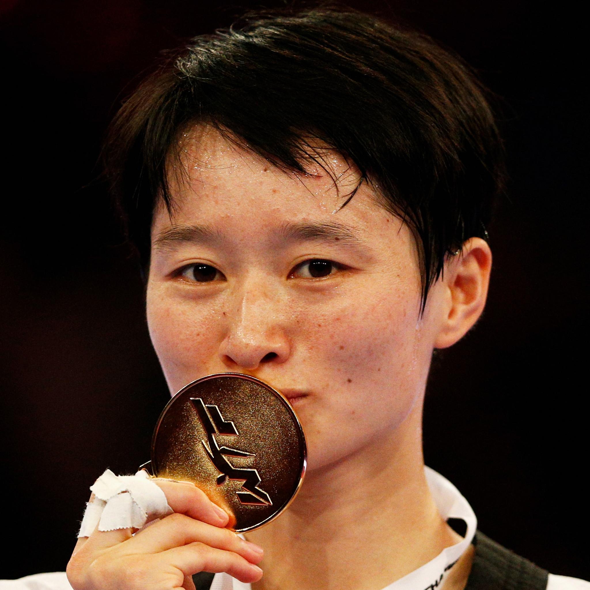 Jingyu Wu - a shot at Olympic history delayed