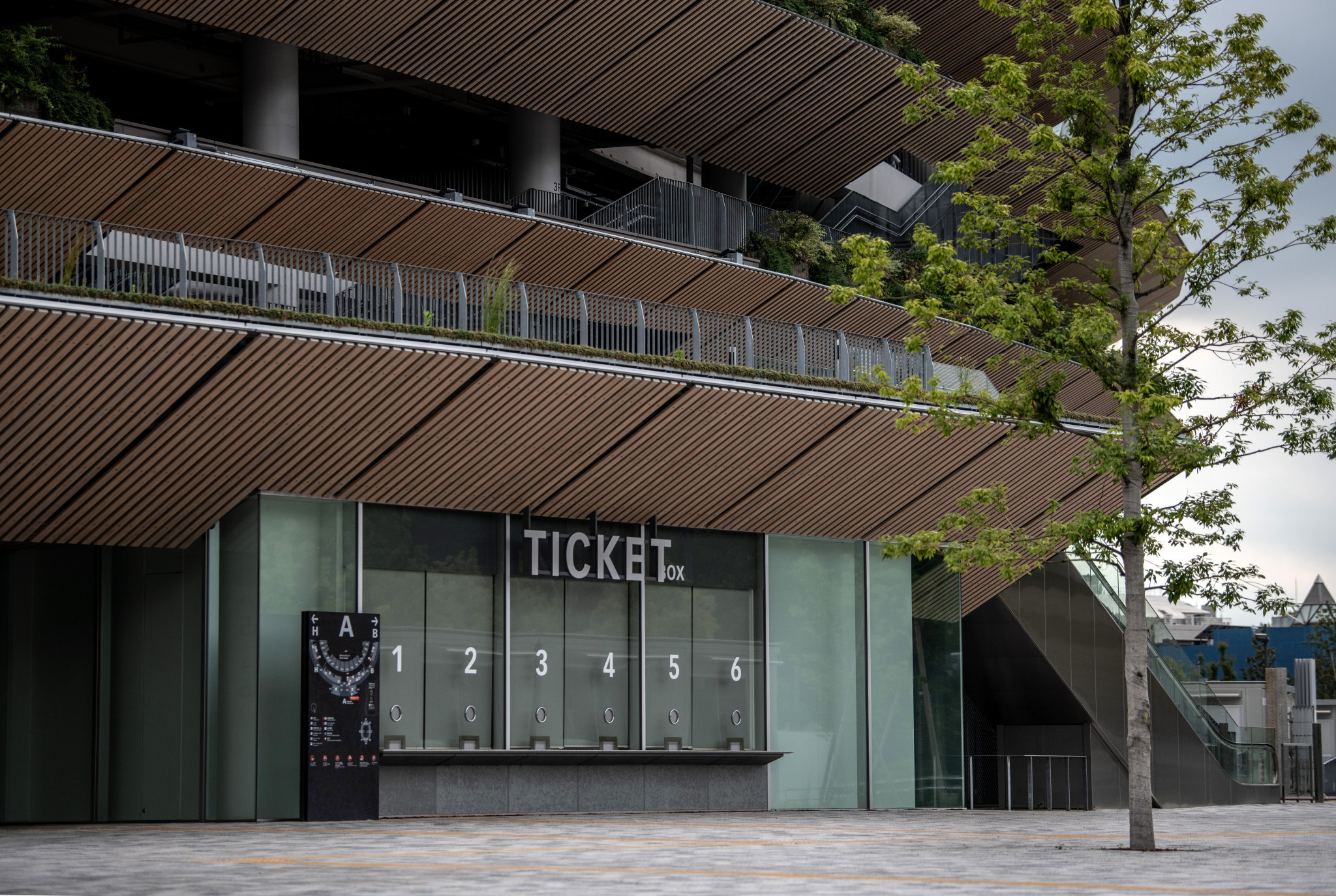 Ticket lottery to be used for eight sports and Ceremonies at Tokyo 2020 Olympics