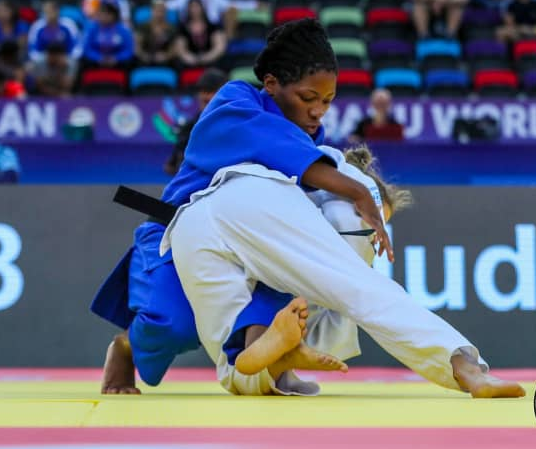 """Bonface """"honoured"""" to be part of new IJF Athletes' Commission"""