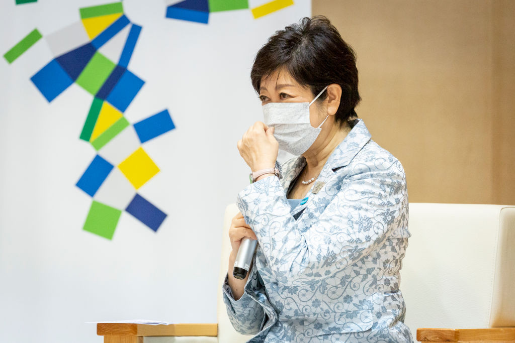 Tokyo Governor Koike forced to take week's break through exhaustion
