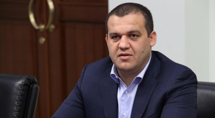 Новый президент IBF Омер Крымлев произвел хорошее впечатление на наблюдателей с тех пор, как был избран руководителем организации © Getty Images