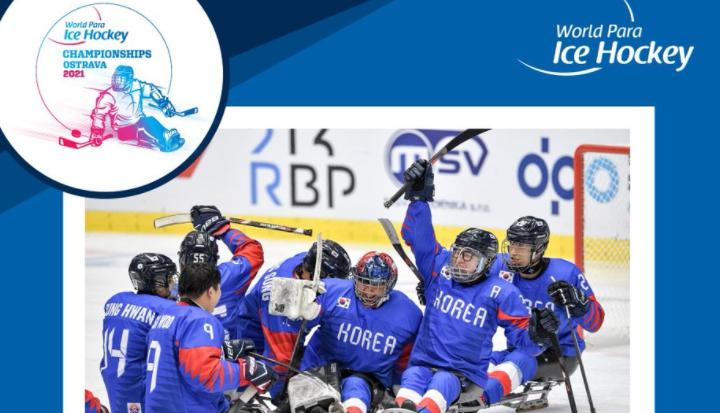 South Korea reach World Para Ice Hockey semi-final despite two expulsions for breaching COVID protocols