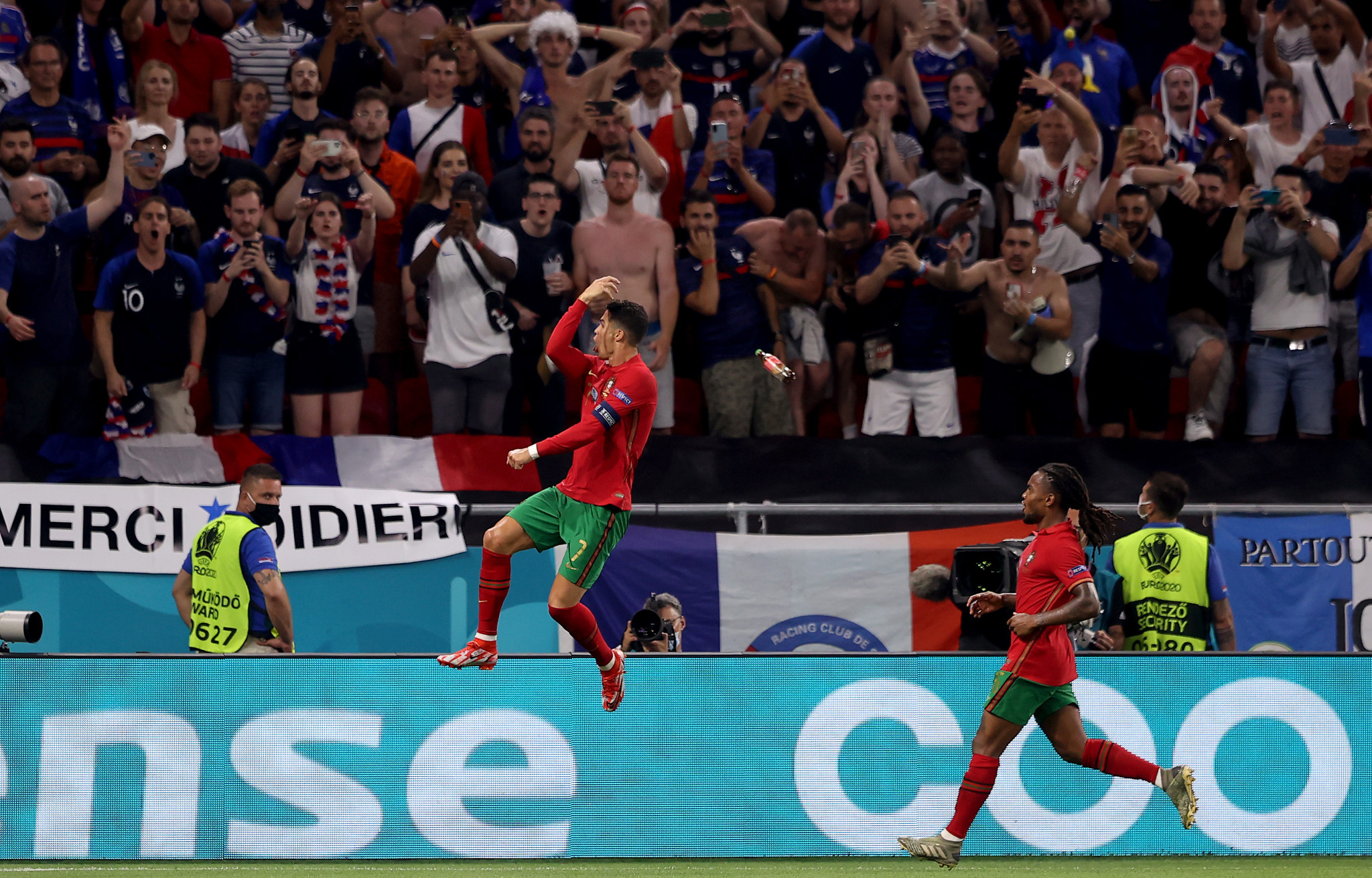 Most successful teams and current holders progress after eventful final day of Euro 2020 group stages