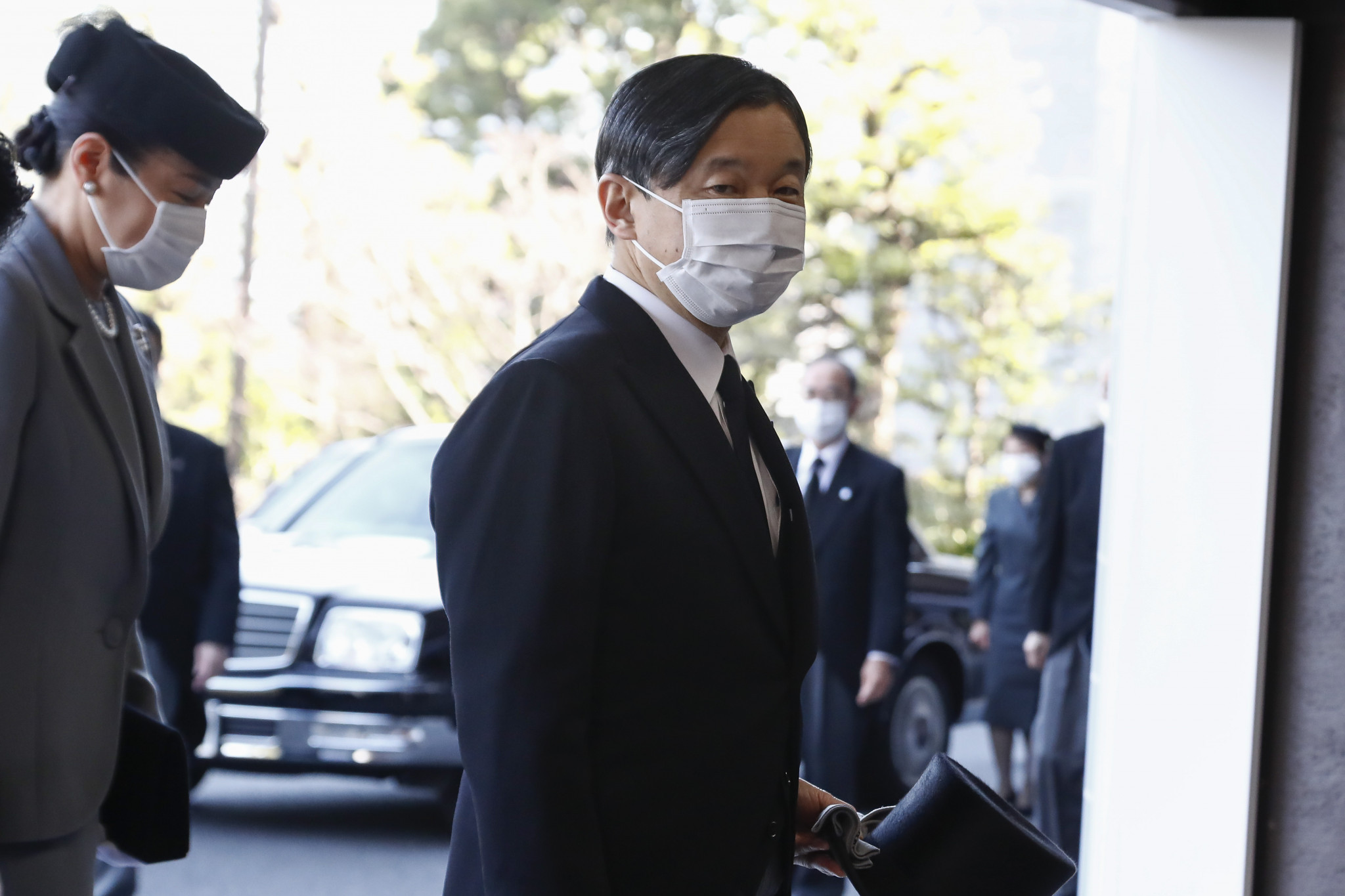 Emperor Naruhito expresses Tokyo 2020 concerns as COVID-19 vaccine rollout gathers pace
