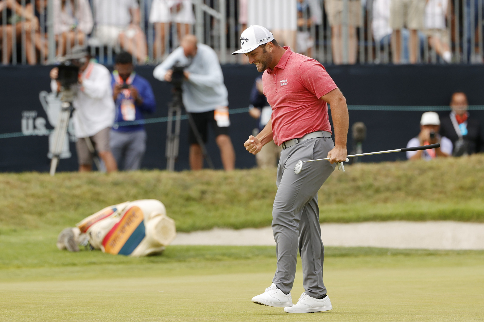 Rahm heads men's golf field for Tokyo 2020 with Oosthuizen among absentees