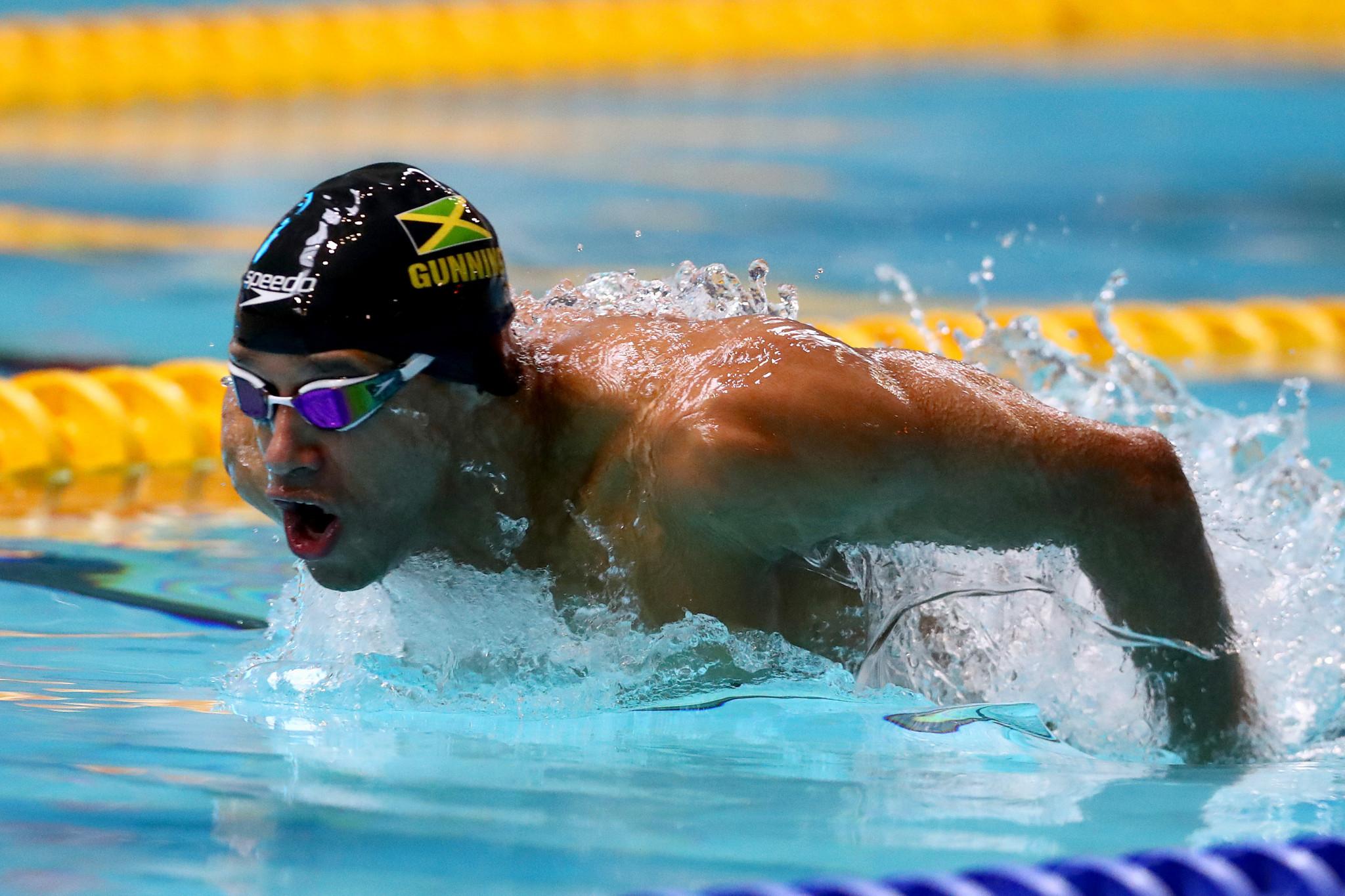 Birmingham 2022 podcast celebrates Pride Month with Jamaican swimmer Gunning