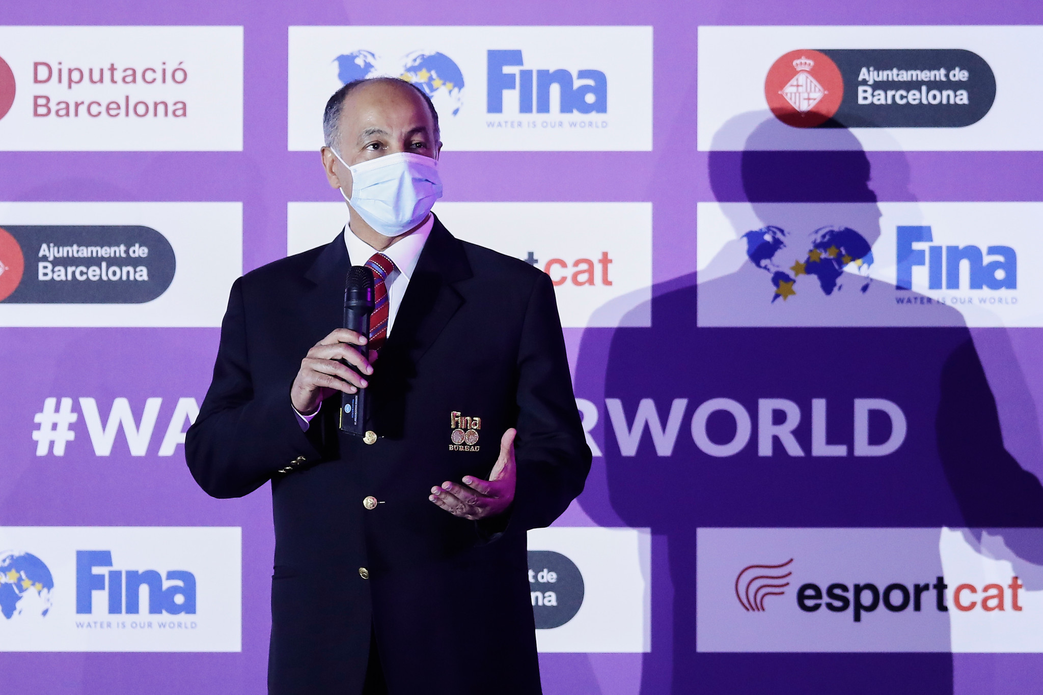 New FINA President hopeful of collaborating with ISL and International Swimmers' Alliance