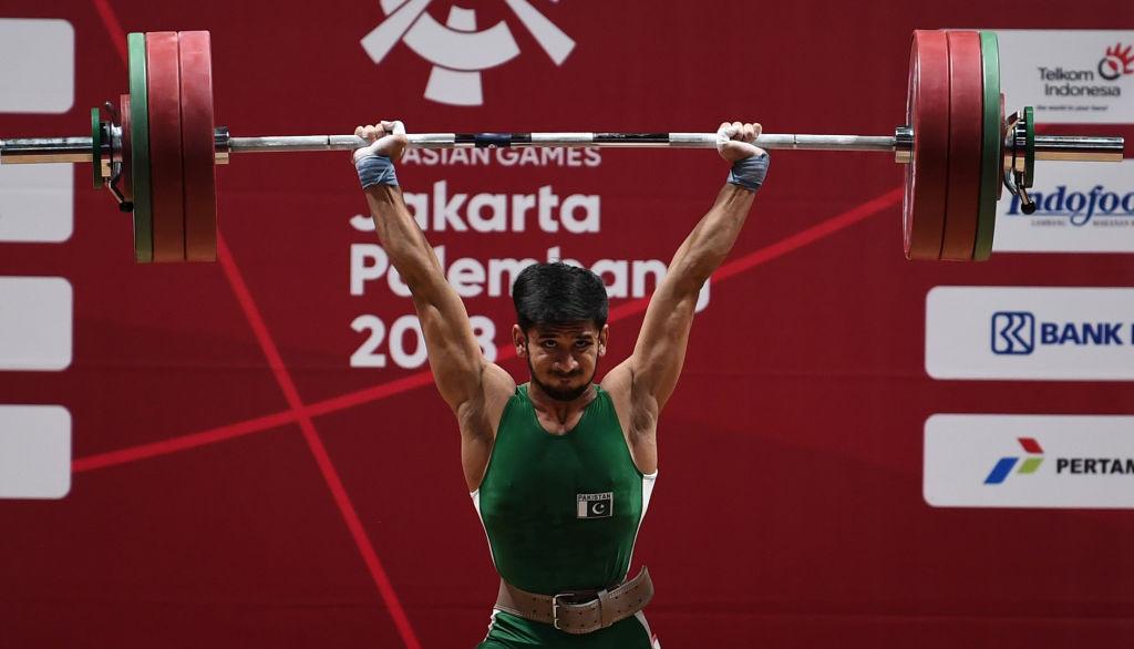 Talha Taleb, în vârstă de 21 de ani, ar putea fi un concurent serios la aur la categoria 67 kg la Tokyo 2020 © Getty Images