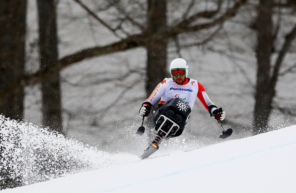 Oatway earns second gold at IPC Alpine Skiing World Cup in Tignes