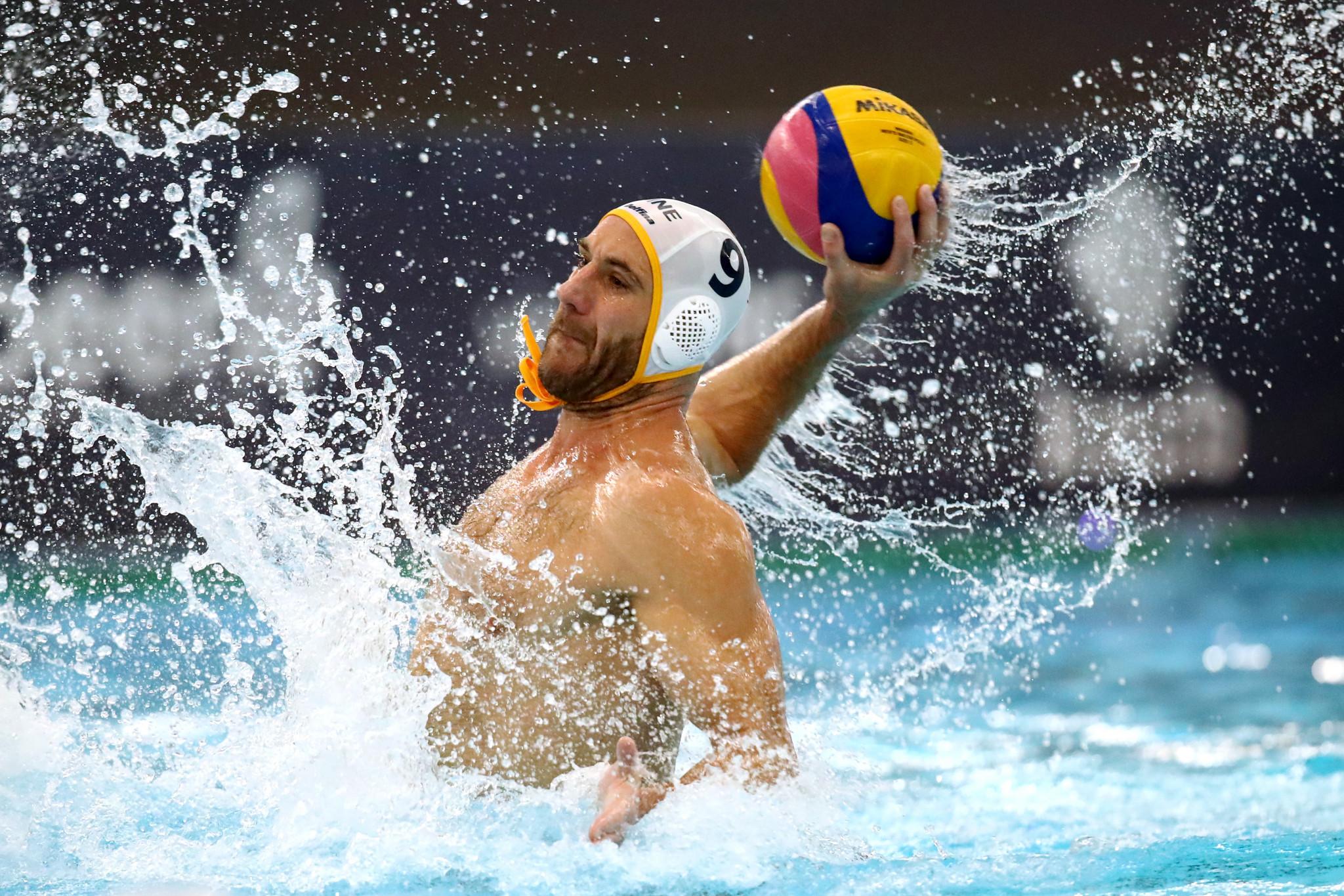 Aleksandar Ivovich ha aiutato il Montenegro a battere la Grecia a Tbilisi © Getty Images