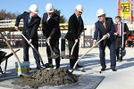 IOC President in attendance as construction starts at World Archery Excellence Centre in Olympic capital