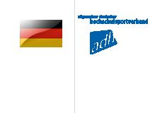 Der Deutsche Hochschulsportverband hat mit dem Sportbekleidungsunternehmen CRAFT © adh einen Vertrag bis 2024 unterzeichnet