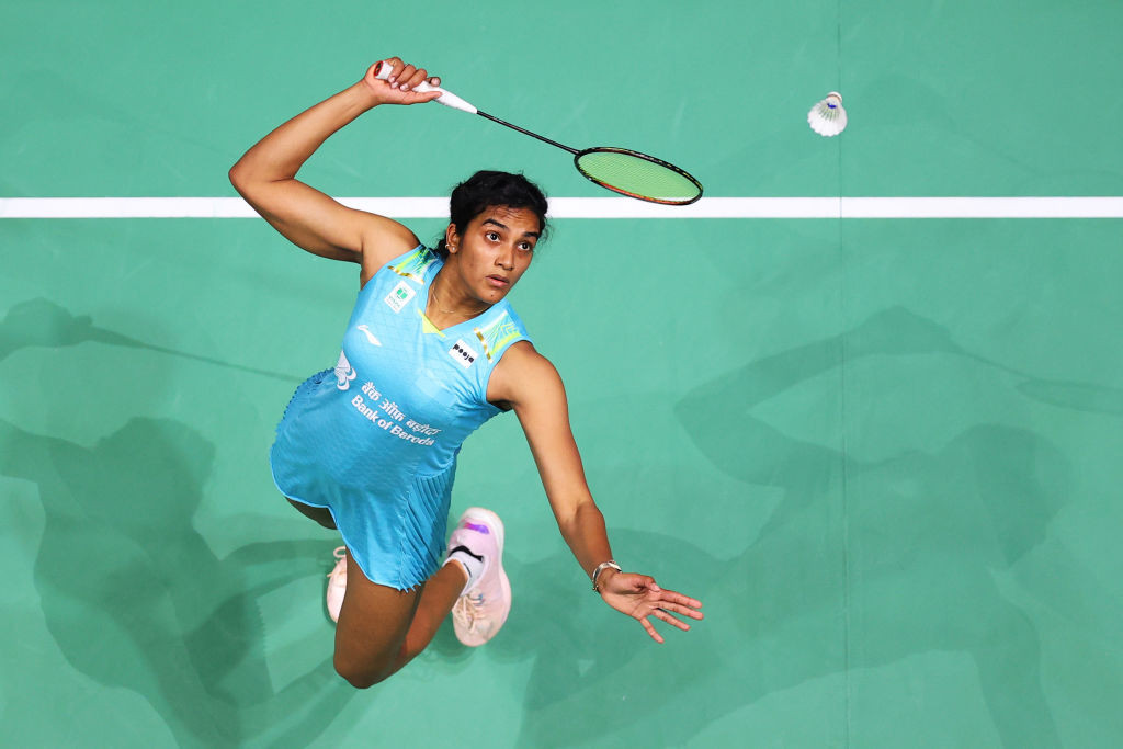 India, PV Sindhu, the women's singles silver medalist at the 2016 Rio Olympics, will compete in Tokyo 2020 © Getty Images