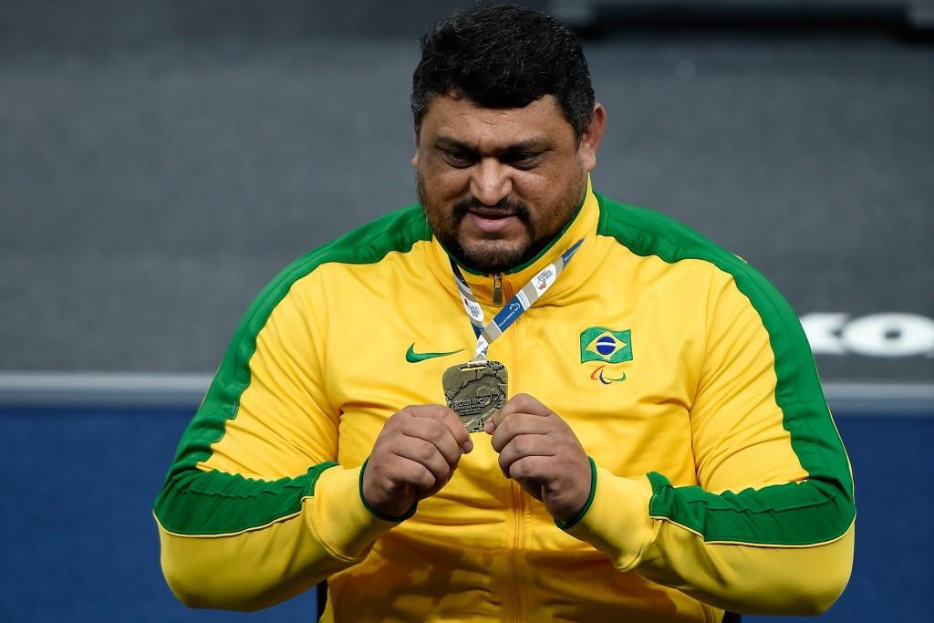 Brazilian Paralympic powerlifting hopeful dies