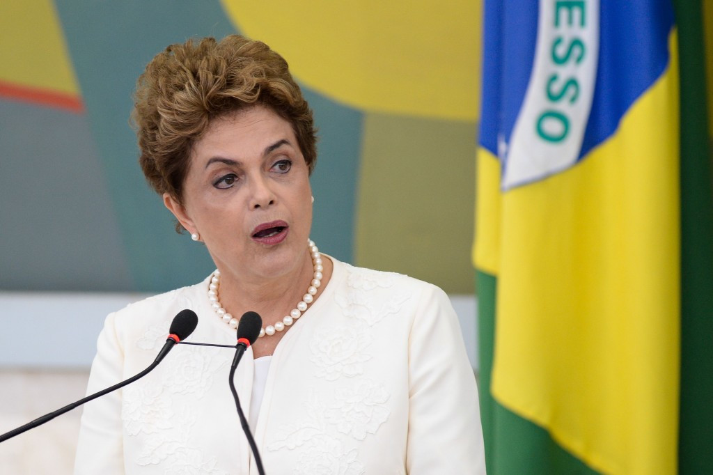 No Presidential Decree has yet been issued by Dilma Rousseff ©Getty Images