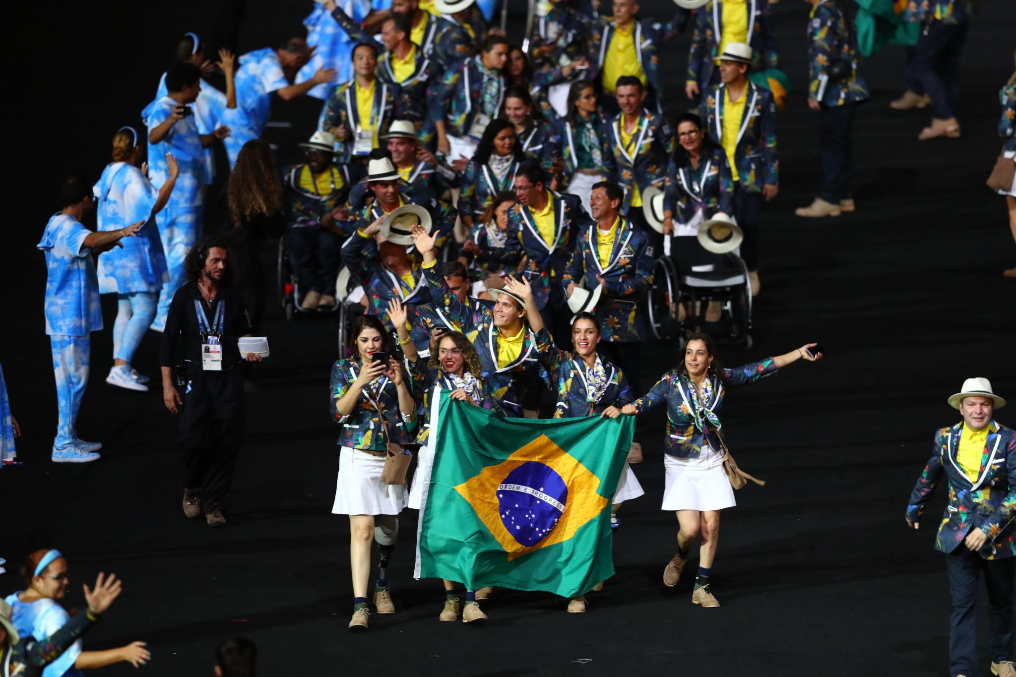 A delegação do Brasil Rio 2016 só é maior do que a equipe que o Comitê Paraolímpico Brasileiro enviará a Tóquio 2020 © Getty Images