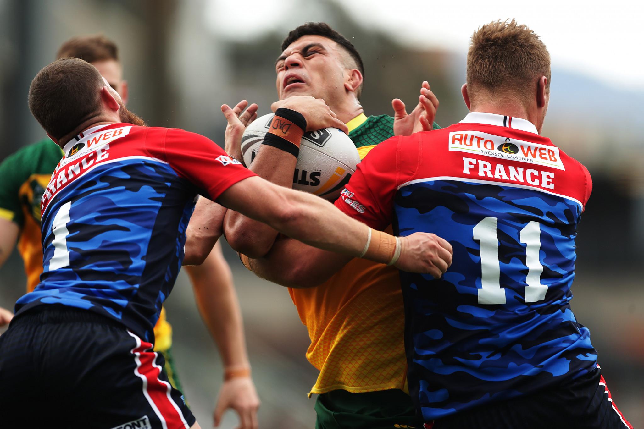 La Coupe du monde de rugby a eu lieu en France à quatre reprises, la dernière en 2013 © Getty Images