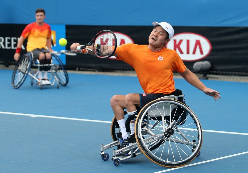 Second seeds Reid and Kunieda book place in Australian Open men's wheelchair doubles final