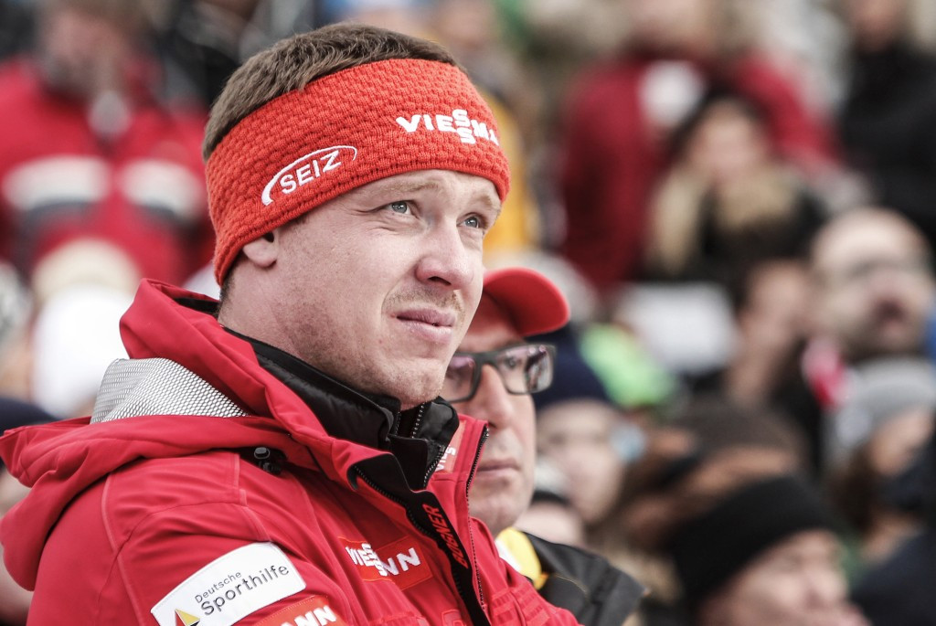 Loch leads German medal blitz at Luge World Championships