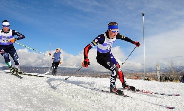 Nordic skier Ben Loomis has been named in the American team for Lillehammer 2016