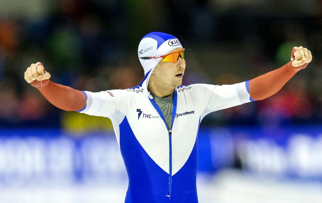 Russian pair shine at ISU World Cup in Stavanger