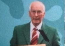 Former Northern Ireland Commonwealth Games Council chairman dies at age of 83