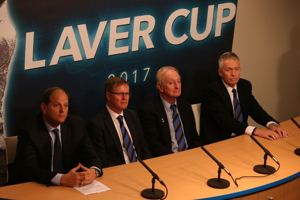 """Ryder Cup of tennis"" to be launched in 2017"