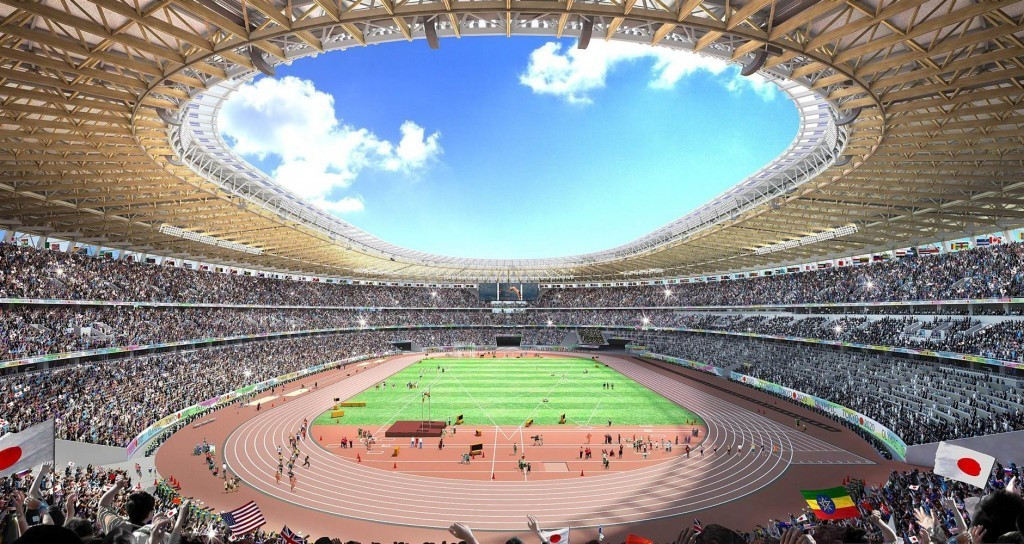 The Japan Sport Council hope work will begin on the National Stadium by the end of this year