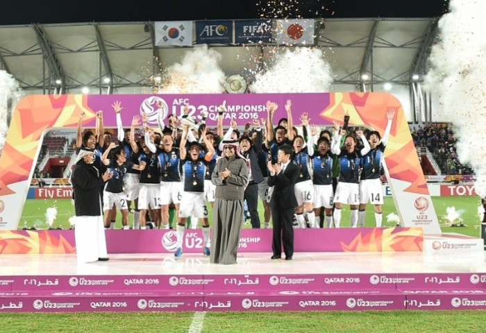 Asano inspires fightback as Japan lift AFC Under-23 Championship crown with victory over South Korea