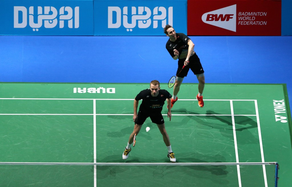 Doubles top seeds crash out at semi-final stage of Syed Modi International Badminton Championships