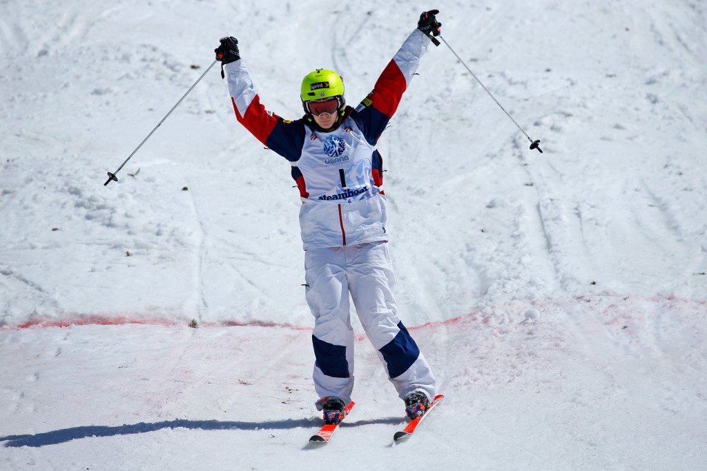Olympic moguls champion Hannah Kearney will be on hand to speak to youngsters during Lillehammer 2016