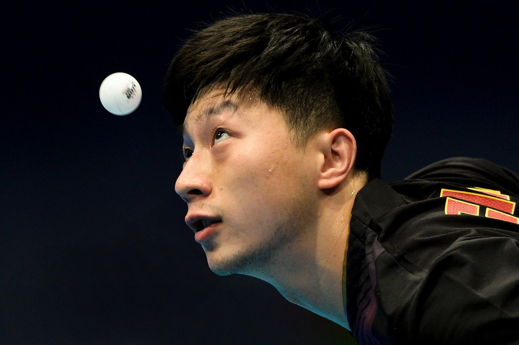 Chinese stars Ma and Zhang to clash for place in Berlin Open final