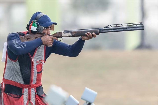 UAE claim first gold as Japanese run continues at Asian Olympic Shooting Qualifier