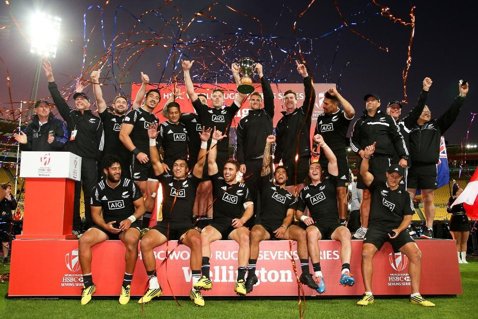 New Zealand seal last-gasp victory over South Africa to win Wellington Sevens