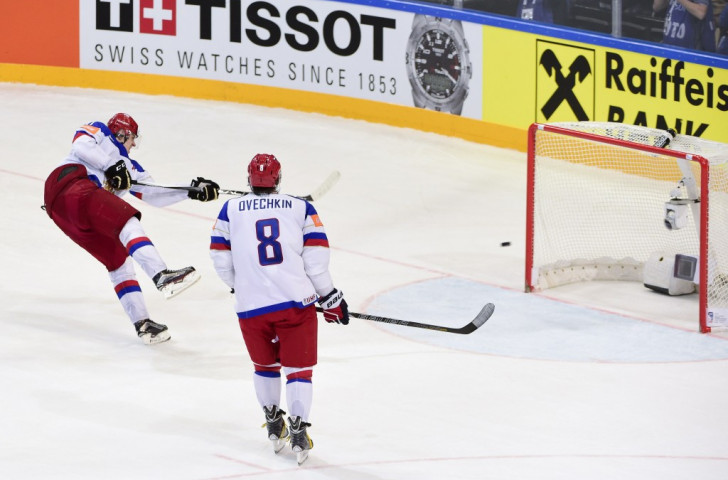 Russia set up final with Canada after dominant win over United States at Ice Hockey World Championship