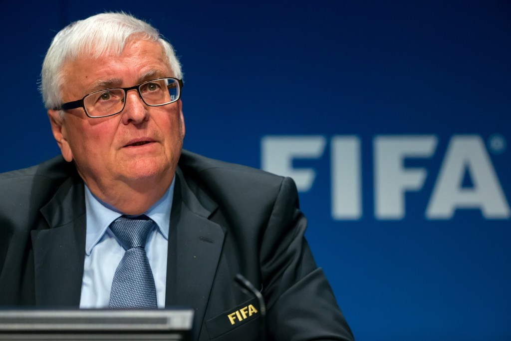 Qatar to sue former FIFA Executive Committee member Zwanziger