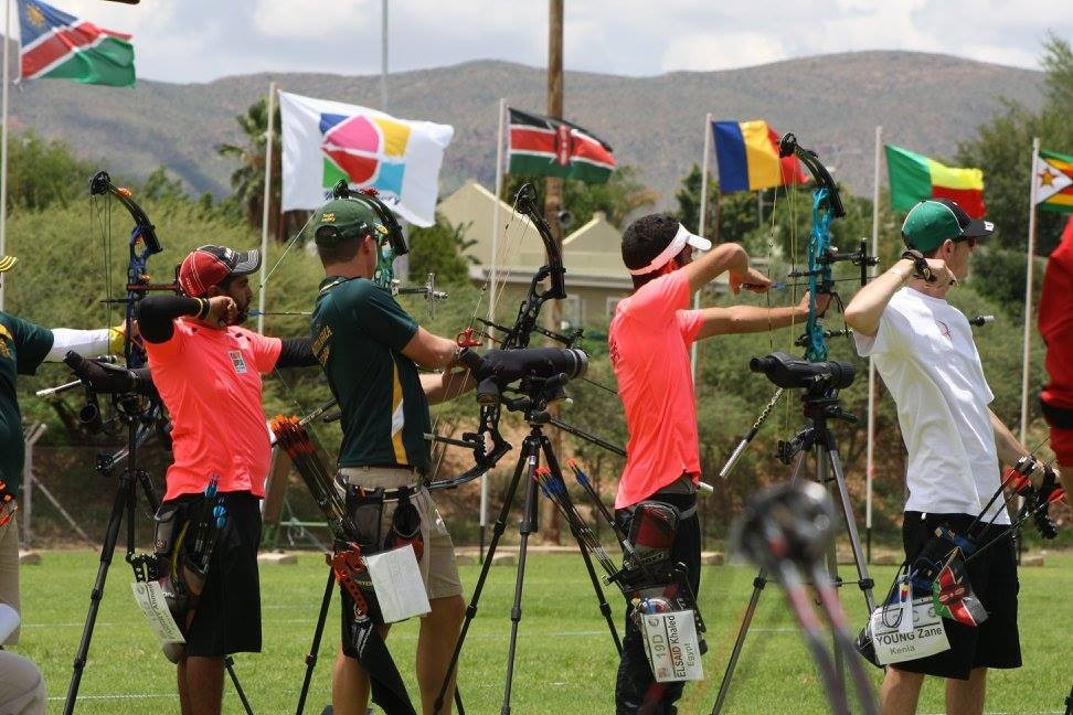 Egyptian archers secure Rio 2016 berths after dominating African Archery Championships